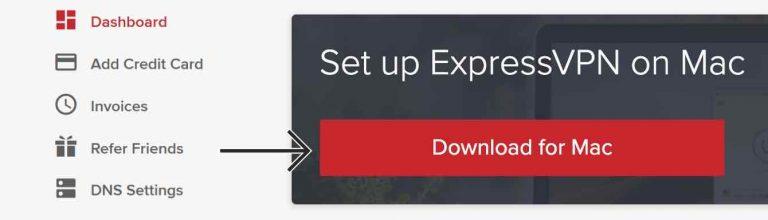 下載expressvpn介面