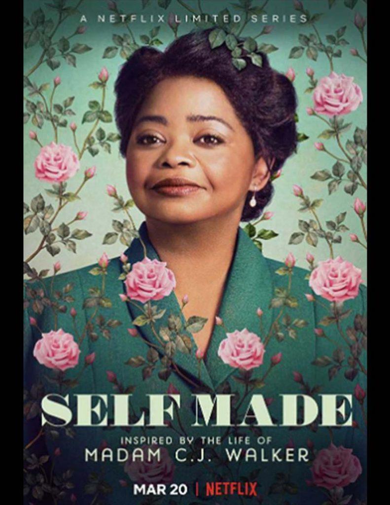 沃剋夫人的致富傳奇(Self Made- Inspired by the Life of Madam C.J. Walker)