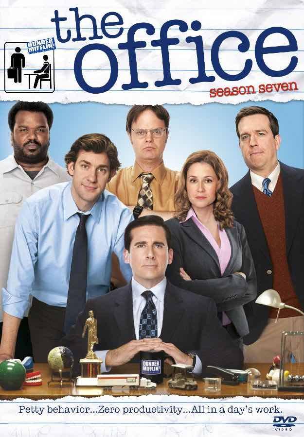辦公室(The Office)歐美影集